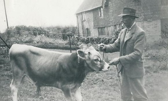 My grandfather John Vining